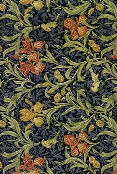 William Morris (1834 - 1896)