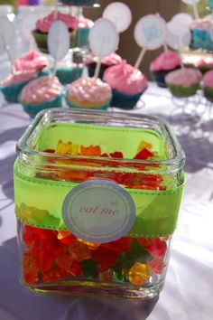 I heart gummy bears