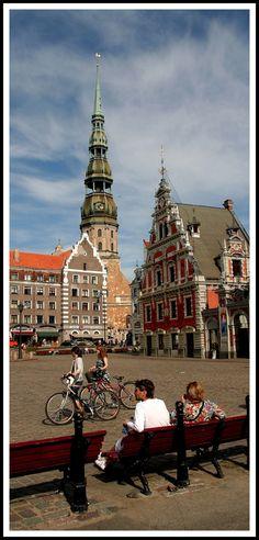 Rätslaukuns 2 - Riga, Rigas, Latvia, Eastern Europe