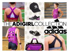 """Show Off Your adGIRL Style: Contest Entry"" by yours-styling-best-friend ❤ liked on Polyvore"