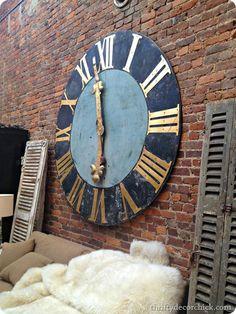wall clock!