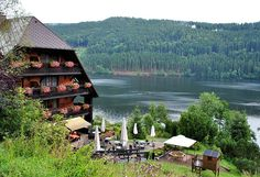 Lake Titisee, Black Forest, Germany!
