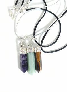 Chakras, Chakra Jewelry, Green Quartz, Crystal Ball, Crystal Necklace, Crystal Healing, Amethyst, Pendants, Personalized Items