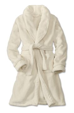 The Softest Robe Ever Give her the gift of ultimate softness with this classic so plush and cozy, she'll want to snuggle in it always.