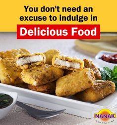 Bite into the delicious paneer pakodas and taste awesomeness! #Foodie #Snacks #Tasty #LoveFood #LoveToEat