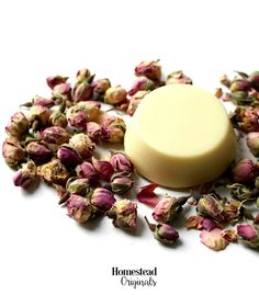 Infused: Learn to Make Your Own Lotion Bars! http://homesteadoriginals.com/product/infused/