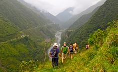Ecuador offers some of the best hiking and trekking in the world.