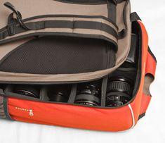 DIY Photo Gear Backpack