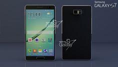 Conoce sobre Filtración da más detalles del próximo Samsung Galaxy S7