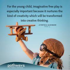 Re-Valuing Free Play by Cynthia Aldinger in Pathways to Family Wellness issue # 14