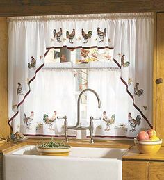 Rooster Kitchen Curtains | We're Sorry, This Item is Currently Not Available. Try Our Top ...