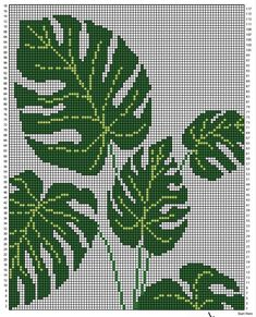 Жаккардовая подушка с узором Cross Stitch Heart, Cross Stitch Borders, Cross Stitch Flowers, Cross Stitch Designs, Cross Stitch Patterns, Crochet Leaves, Filet Crochet, Cross Stitch Embroidery, Needlepoint