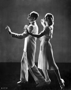 Fred Astaire and Eleanor Powell pair up in Broadway Melody of 1940