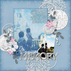 Stroke of Midnight, Scraps N Pieces / Berry Good Friend Templates, Memories by Digital Design