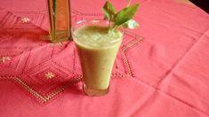 Fotorecept: Broskyňovo zázvorové smoothie