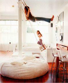Quero uma casa assim!!!