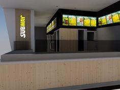 Subway renders