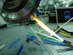 Making Glass Coils by Leah Glass