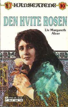 """""""Den hvite rosen"""" av Liv Margareth Alver Den, Reading, Books, Movies, Movie Posters, Libros, Films, Book, Film Poster"""