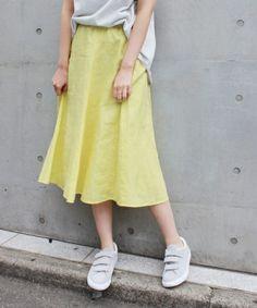 「ラミーミディアムギャザースカート◆」