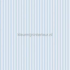 Classic Blue Stripe behang df73799 uit de collectie Kids@home 5 van Noordwand koop je bij kleurmijninterieur