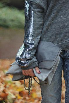 sequin sweater (Sofie Valkiers for #Essentiel)