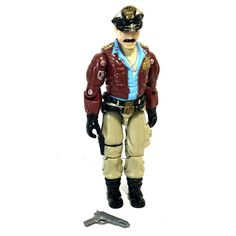 Hasbro GI Joe – Keel-Haul (v1) - G.I. Joe, Vintage G.I. Joe, Losse Figuren