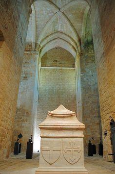 Mosteiro de Santa Maria de Flor da Rosa,Portugal