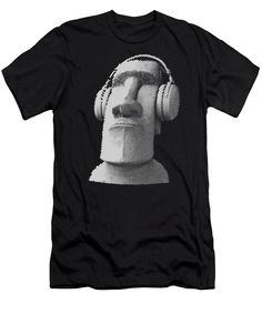 Face, Mens Tops, T Shirt, How To Wear, Shopping, Tee, Faces, Tee Shirt, Facial