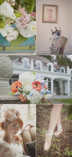 Luxe Vintage Editorial: Swan Maiden Fairytale as seen on style me pretty  #wedding #FRESHphotos.ca #KaileyMichelleEvents