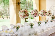Beautifull wedding details, choose yours with Algarve Wedding Planners