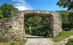 Wandern | Wachau Inside Arch, Outdoor Structures, Fitness, Blog, Hiking, Health, Viajes, Tips, Longbow