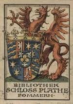 Resultado de imagen para heraldic ex libris