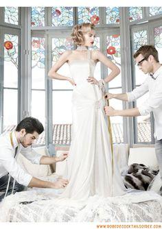 Fashion Friday: Yolan Cris 2013 'Seven Promises' Stunning Bridal Collection Wedding Dress 2013, Wedding Dress Pictures, Gorgeous Wedding Dress, Glamorous Wedding, White Wedding Dresses, Beautiful Dresses, Perfect Wedding, Wedding Photos, Beautiful Women
