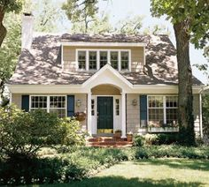 Chic Cottage Charm: Shingle Theory blah but the shape is right