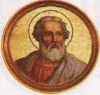 Saint Soter  Papacy began166  Papacy ended174  PredecessorAnicetus  SuccessorEleuterus  Personal details  Birth name???  Born???  Fondi, Campania, Roman Empire  Died174 (?)  Rome, Roman Empire