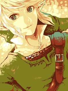The Legend of Zelda, Link
