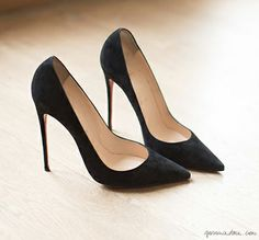 Mes Escarpins Noirs