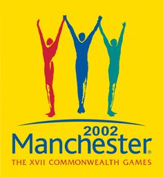 The 2002 Commonwealth Games, officially the XVII Common… Commonwealth Games. The 2002 Commonwealth Games, officially the Manchester Logo, Manchester England, Volleyball Posters, Sports Posters, 2012 Summer Olympics, Commonwealth Games, Winter Games, A Decade, 4 August