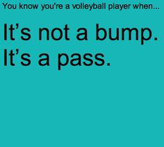 You know you're a volleyball player when... !!!!!!!!!!!!!!!!!!!!!!!!!!!!!!!!!!!!!!!!!!!!!!!!!!!!!!!