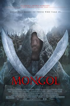 MONGOL: The RISE OF GENGHIS KHAN (2007) ●彡 Based on the controversial writings of Russian historian Lev Gumilyov, the film explores the Mongol conqueror's early years. Born in 1162, his childhood was marred by tragedy and peril, but...