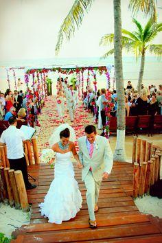 Real Wedding Riviera Maya