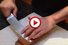 Knife sharpening: common mistakes Video #knifes, #cooking, #kitchen, #food, #pinsland, #howto, https://apps.facebook.com/yangutu