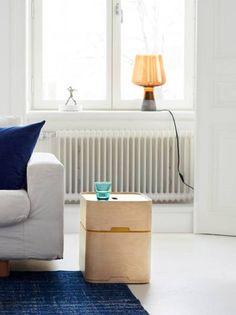 Dřevěný Box Iittala Vakka, velký | DesignVille