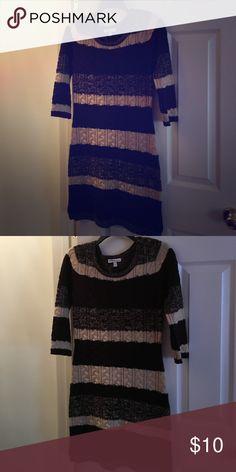 Allison Brittney sweater dress, size: small Worn a few times, small Dresses