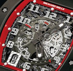 Richard Mille RM 030 Black Night