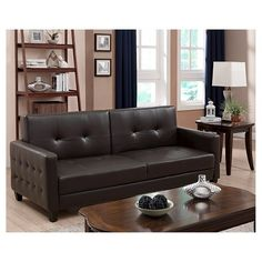 Sofa bed from Costco Sofa ottoman futon Pinterest