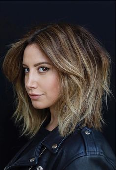 Ashley Tisdale hair by Anh Cotran