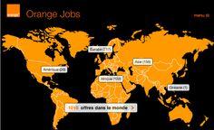 Le site #OrangeJobs vous propose des offres d' #emploi et de #stages sur https://orange.jobs/site/fr-home/ !