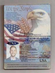 Ausweise und Reisepässe Canadian Passport, New Passport, Passport Card, Passport Online, Driver License Online, Driver's License, Renewing Your Passport, United States Passport, Passport Template